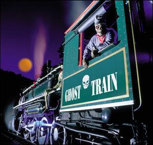 Lequel de ces films contient une scène dans un train fantôme?