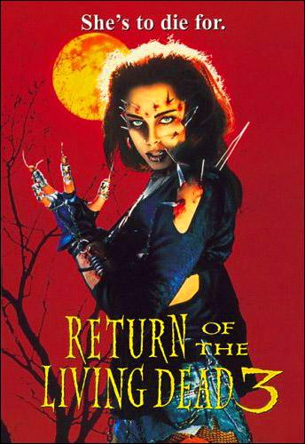 Comment meurt Julie, l'héroïne du Retour des Mort-Vivants 3