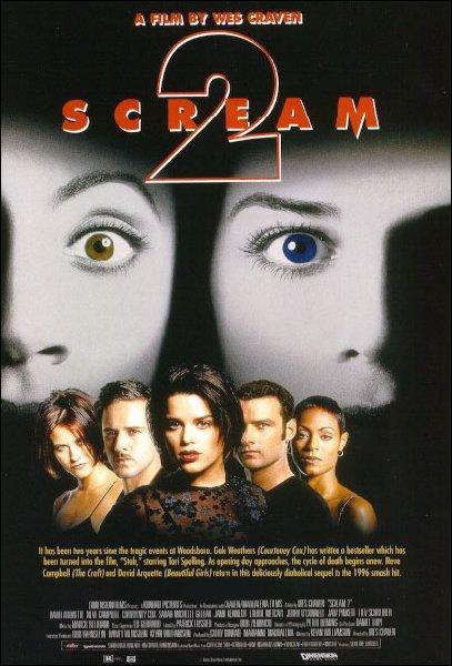 Dans Scream 2, comment se nomme le film adapté des événements du premier Scream?
