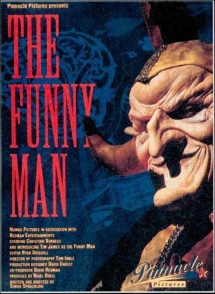 De qui une des victimes du bouffon de Funny Man est le parfait sosie?