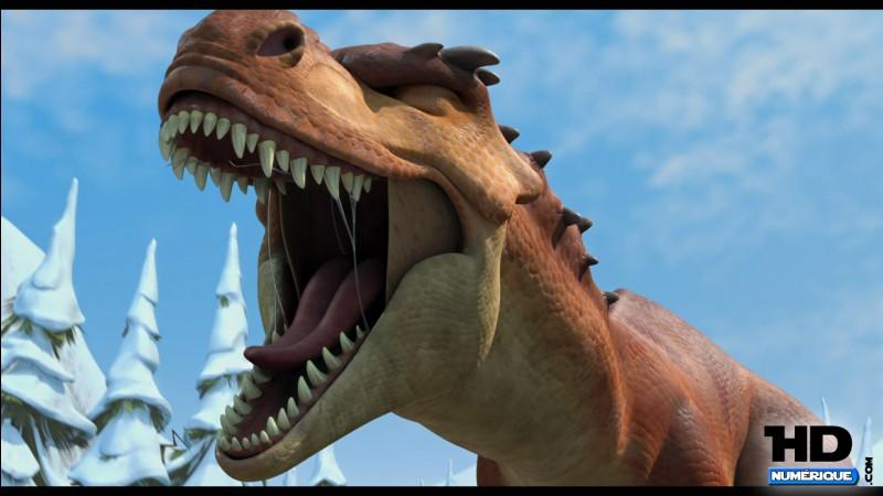Dans quel film rencontrent-ils les dinosaures ?