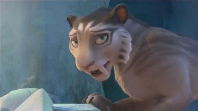 Comment s'appelle la tigresse ?