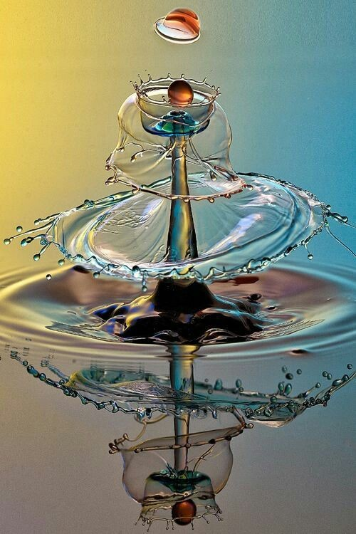 Histoire d'eau : Partie 1