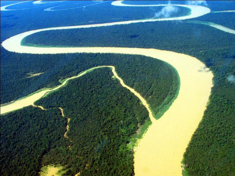 Quel est ce fleuve au Brésil ?