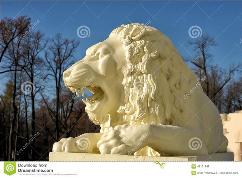 Le lion blanc existe-t-il ?