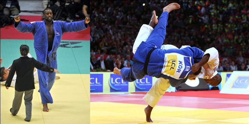 Il a été le plus jeune champion d'Europe et le plus jeune champion du monde masculin. Il a remporté 2 médailles d'or et une médaille de bronze aux JO. Il est le sportif le plus titré dans sa discipline.Qui est ce sportif ?