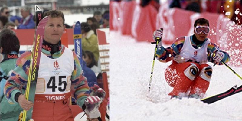 Même s'il a du s'en faire quelques-unes en chutant, on peut dire qu'il aime les bosses puisqu'elles lui ont permis de remporter une médaille d'or et deux médailles de bronze aux JO en plus de ses autres titres…Qui est ce sportif ?