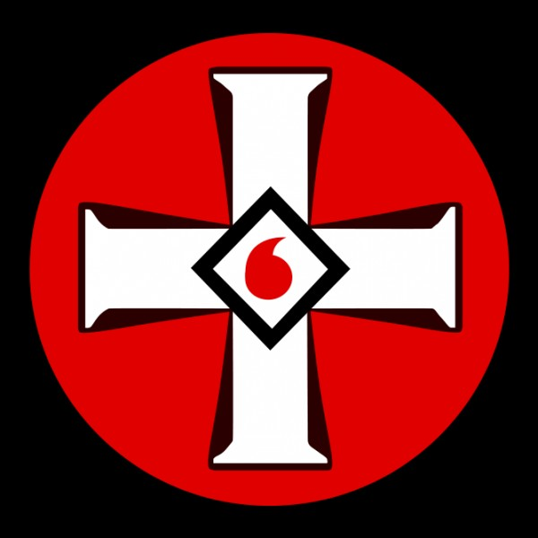 """K - Le """"Ku Klux Klan"""" ou """"KKK"""" est une organisation raciste et extrémiste fondée aux États-Unis en 1865."""