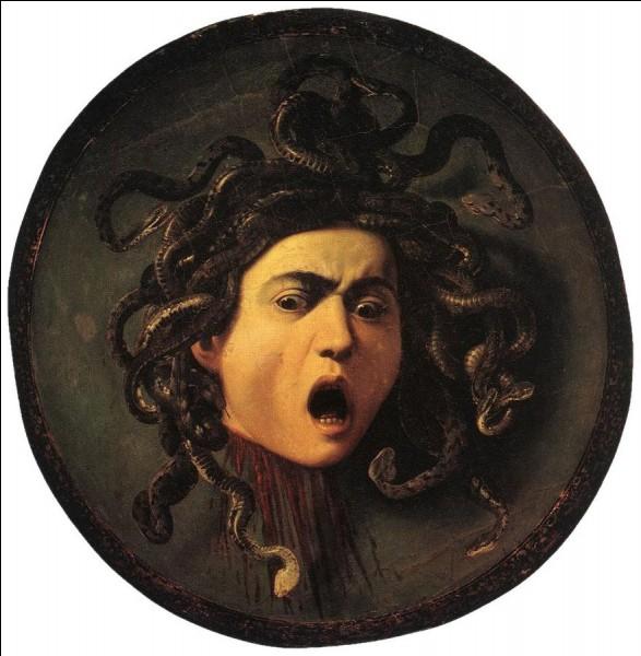 """M - Dans la mythologie grecque, les trois Gorgones (Euryale,Sthéno et """"Méduse"""") sont immortelles."""