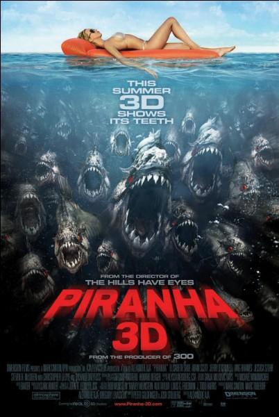 Une nuée de piranhas mutants a été accidentellement déversée dans une rivière fréquentée par de nombreux baigneurs. Ces piranhas mutants avaient été conçus lors d'une guerre. Laquelle.