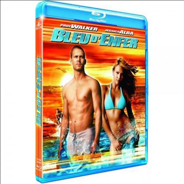 « Bleu d'enfer » est un film de John Stockwell sorti en 2005. Lors d'une plongée, quatre amis découvrent, juste à côté d'une épave, une carcasse d'avion. Quelle cargaison, objet de convoitise, y avait-il à bord ?
