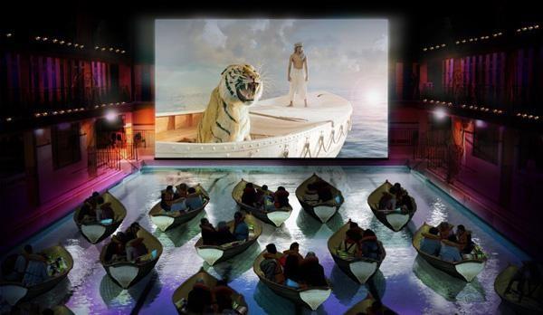 Les films qui prennent l'eau