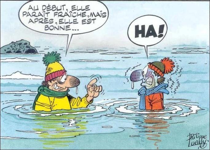 Lequel de ces cours d'eau coule en Bretagne ?