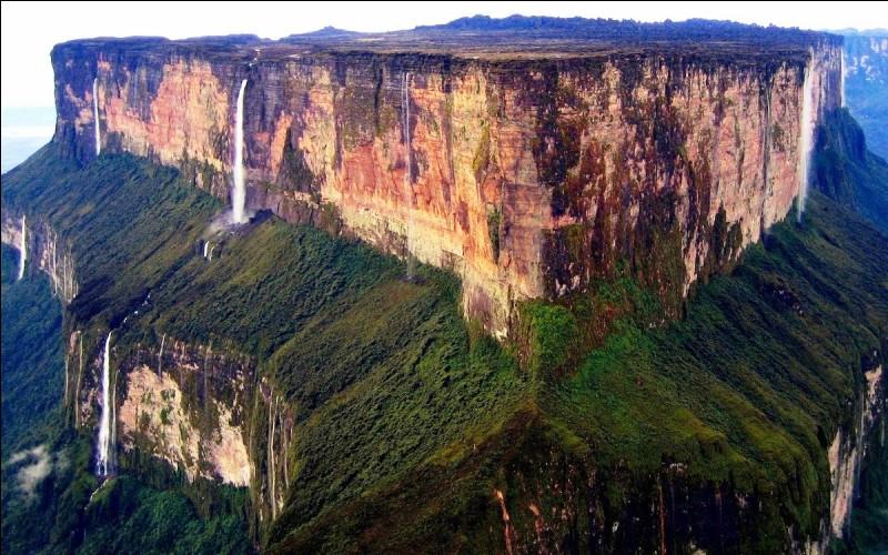 Terminons notre voyage sur le continent américain. Dans quel pays vous trouvez-vous si vous randonnez dans l'État du Roraima ?