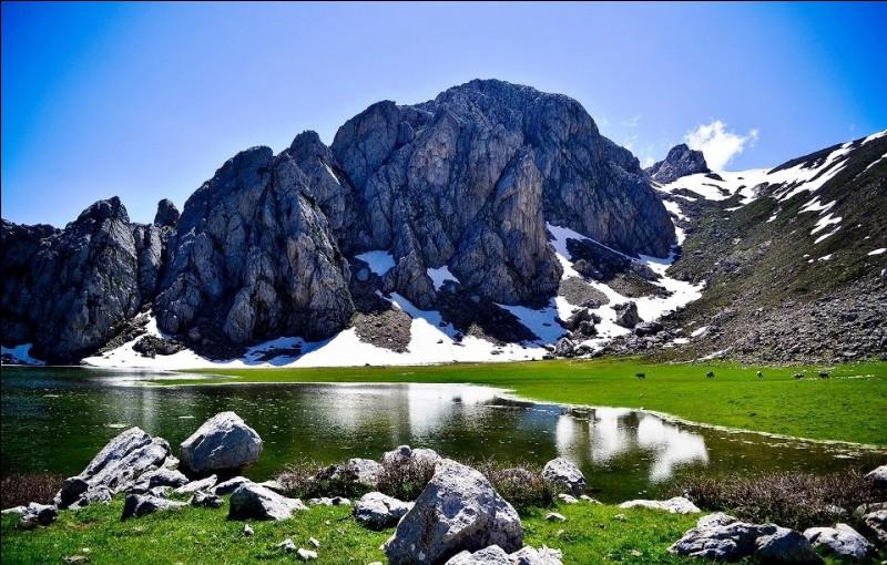 Traversons la Méditerranée pour nous rendre en Afrique du Nord. Dans quel pays trouve-t-on la Région de Kabylie ?
