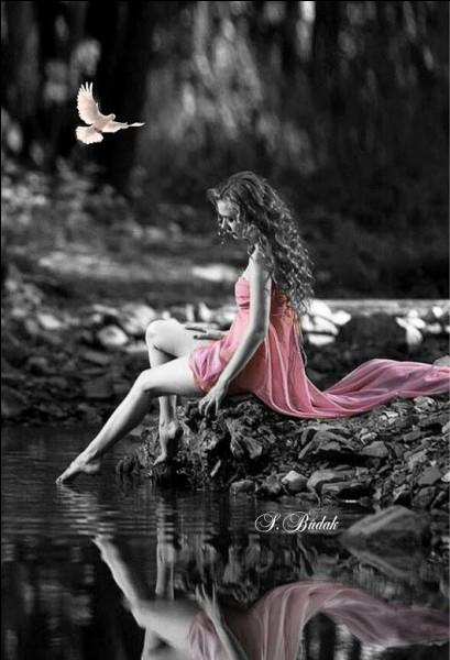 """Qui chantait """"Dans l'eau de la claire fontaine elle se baignait toute nue"""" ?"""