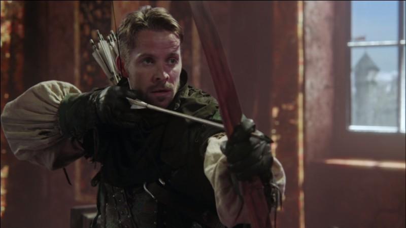Quel acteur incarne le rôle de Robin des Bois ?