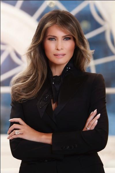 Qui est la femme de Trump ?