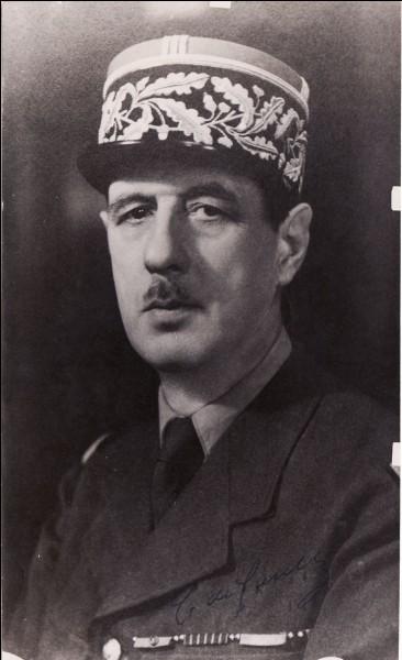 Comment se nommait la femme de Charles de Gaulle ?