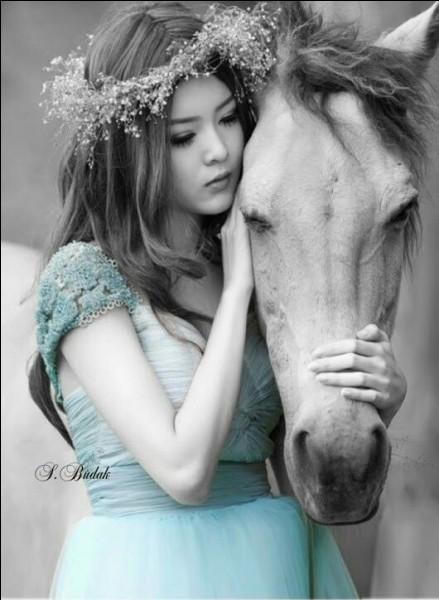 """Dans la chanson du groupe """"Téléphone"""", pour ses 20 ans, c'est la plus jolie des enfants, son bel amant, le prince charmant la prend sur son cheval blanc, de qui s'agit-il ?"""