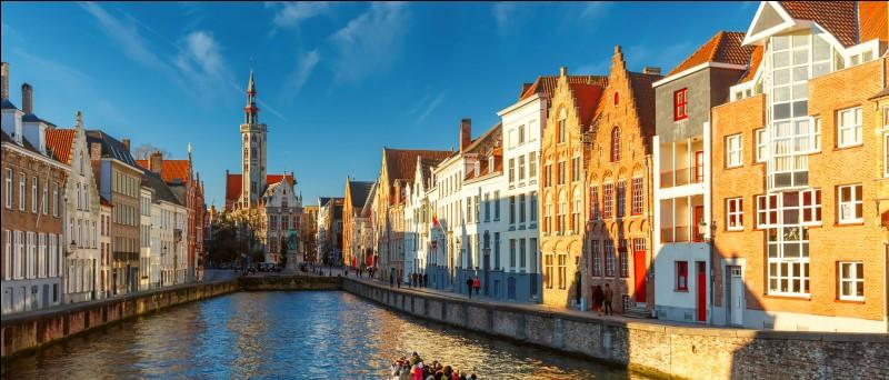 Quelle est cette ville belge ?