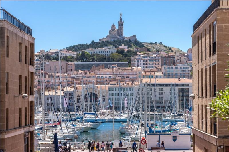 Quelle est cette ville française ?