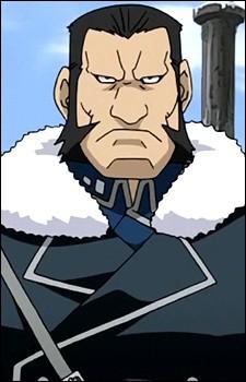 """Quel est ce personnage de """"Fullmetal Alchemist"""" ?"""