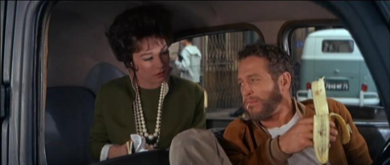 Dans un film sorti en 1964, c'est Paul Newman qui interprète un peintre, Larry Flint, sans succès jusqu'à ce qu'il épouse Shirley Mac Laine. Ce film au casting impressionnant a pour titre... ?