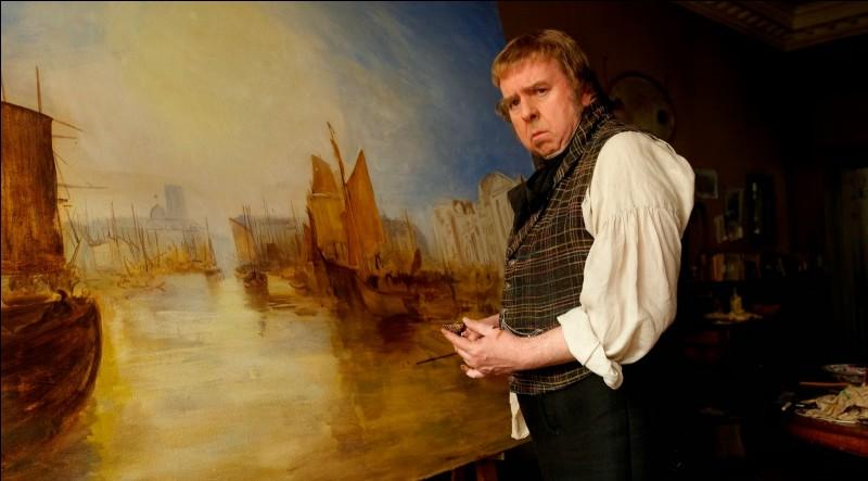 L'acteur anglais Timothy Spall (photo) a interprété à l'écran, en 2017, l'un des grands peintres anglais, celui qui était un maître de la lumière. Quel est ce peintre ?