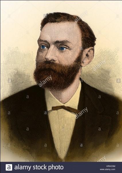 En 1886, qui a découvert la dynamite ?