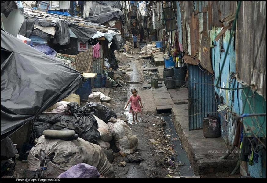 Ce quartier de Mumbay est :