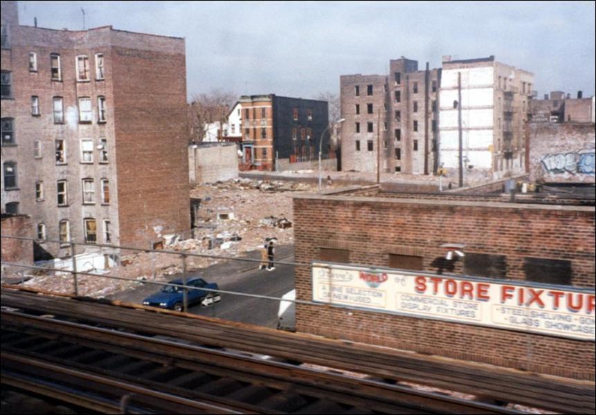 Ce quartier de Chicago proche du centre ville est :