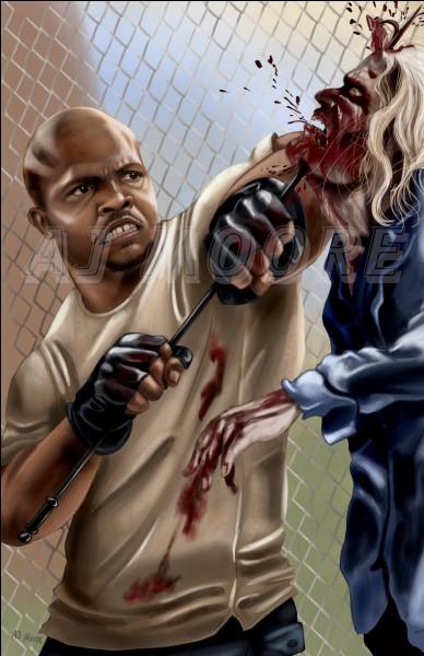 Un personnage violent, raciste et prétentieux fait son apparition dans la saison 1. Qui est-ce ?