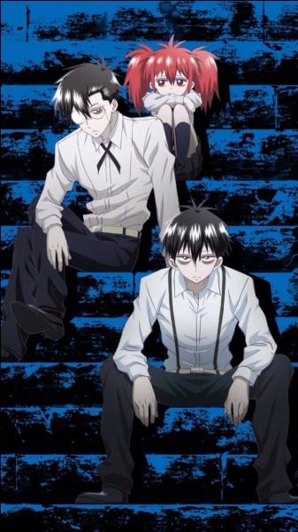 """Cette famille est constituée de vampires très puissants. Ils sont dans le manga """"Blood Lad"""". Comment s'appelle la petite sœur ?"""