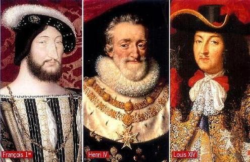 Les Rois de France (2 )