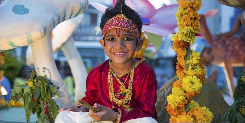 A la Réunion, les Malbars forment un groupe ethnique d'origine indienne.