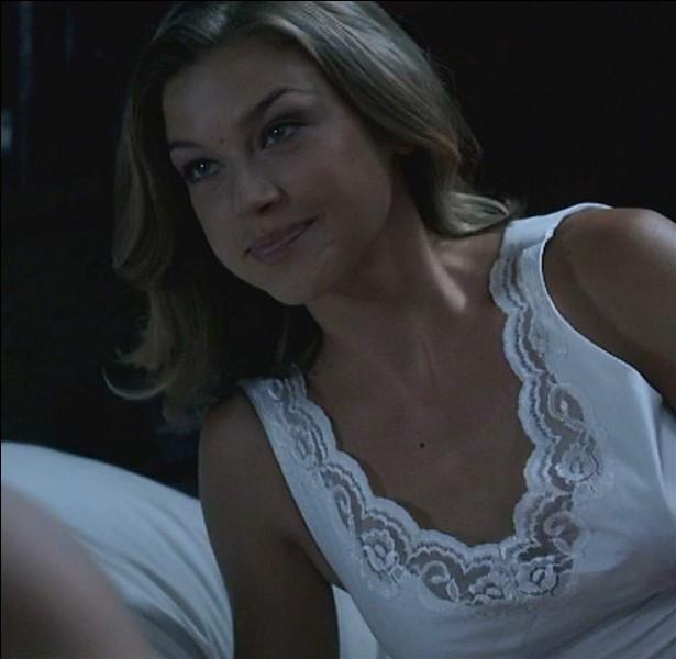 Avec quel autre personnage de la série a-t-elle eu une relation ?