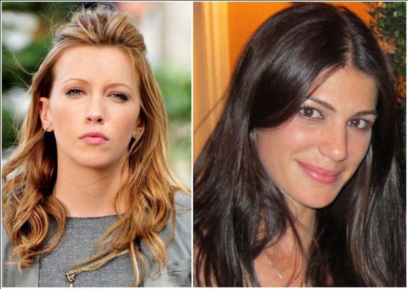 Laquelle des deux actrices est mariée à un autre acteur de la série ?