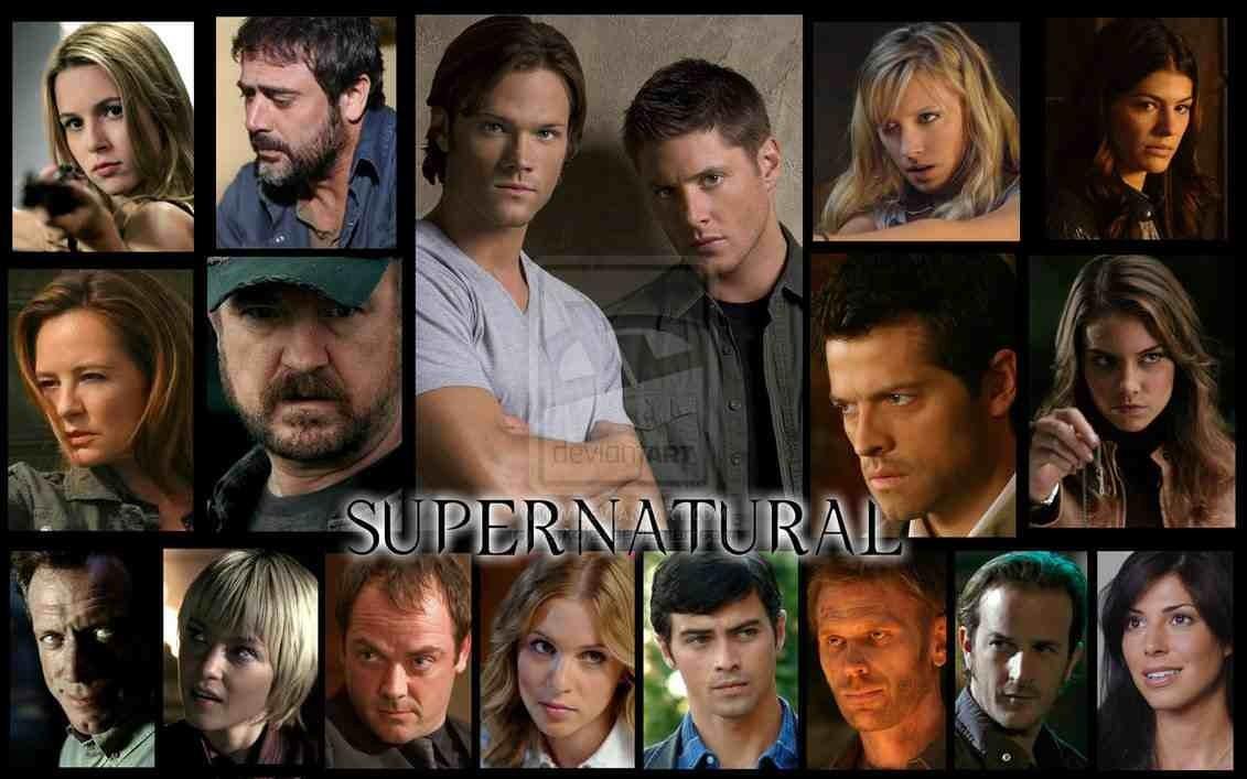 Supernatural - Personnages féminins