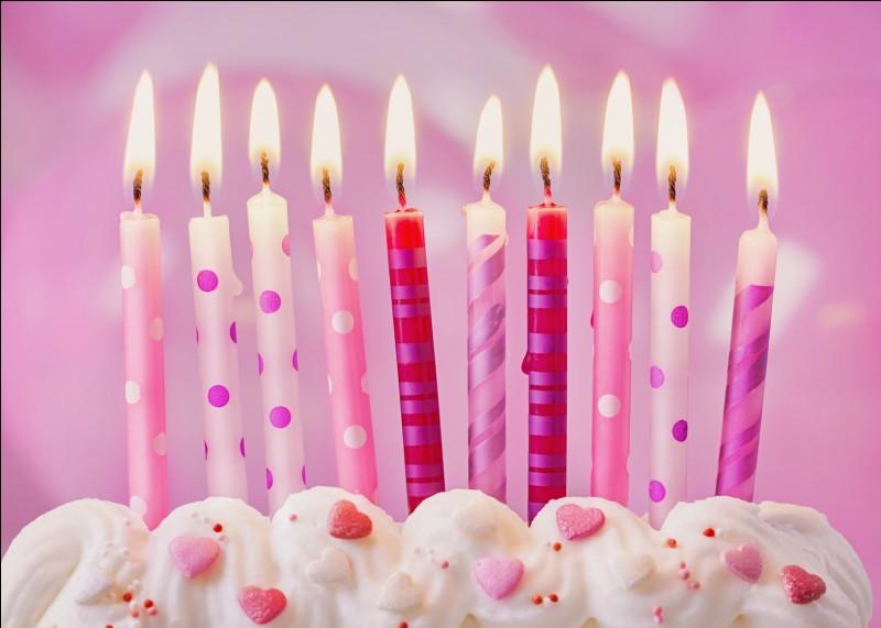 Quel cadeau demanderais-tu pour ton anniversaire ?