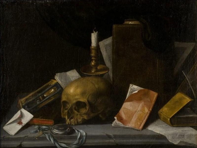 À quel Troyen est attribué ce tableau, selon ce qui est dit, mais sans absolument aucune certitude ?