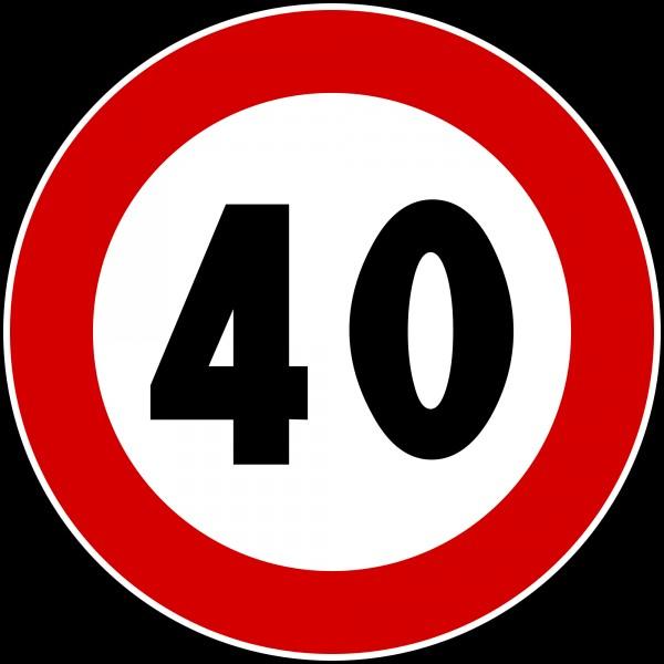 Si je vous dis 40, à quoi pensez-vous ?