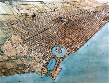 Le siège de Carthage par les Romains est le dernier épisode des guerres qui ont opposé les deux cités. Combien de temps a-t-il duré ?