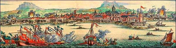 Long de vingt et un ans, de 1648 à 1669, le siège de Candie est considéré comme le plus long de l'histoire. Qui oppose-t-il ?