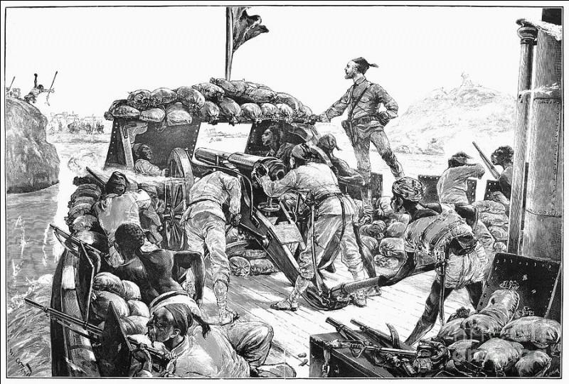Le siège de cette ville d'Afrique, qui a duré du 13 mars 1884 au 26 janvier 1885, s'achève par le massacre de la garnison et d'une partie des habitants, parmi lesquels Gordon Pacha, le général en chef britannique. Quelle est cette ville ?