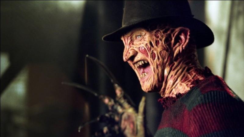 Freddy Krueger est mort en se suicidant.