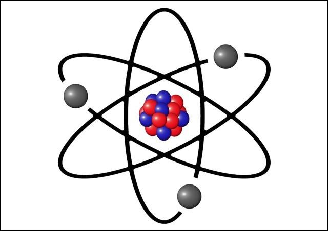 Quelle sont les quatre atomes majeurs présents dans la biosphère (monde vivant) ?