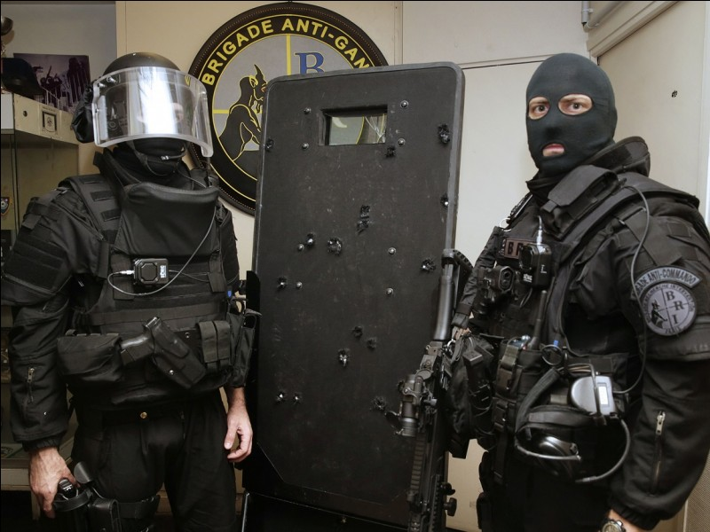 "Quelle est la ""brigade anti-gang"" ?"