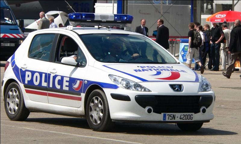 Quel est l'ancien nom de la police nationale ?