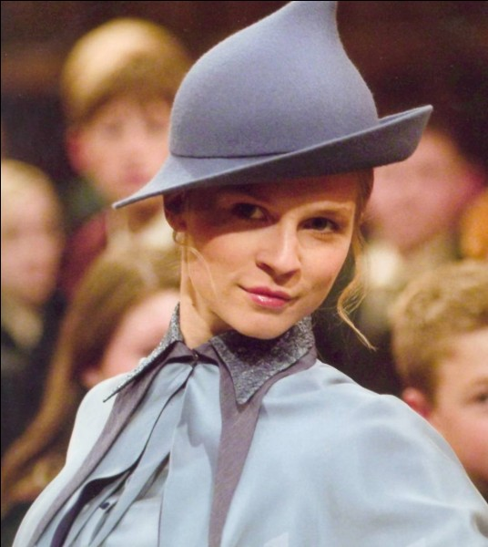 """Comment s'appelle le cavalier de Fleur Delacour dans """"Harry Potter et la Coupe de feu"""" ?"""